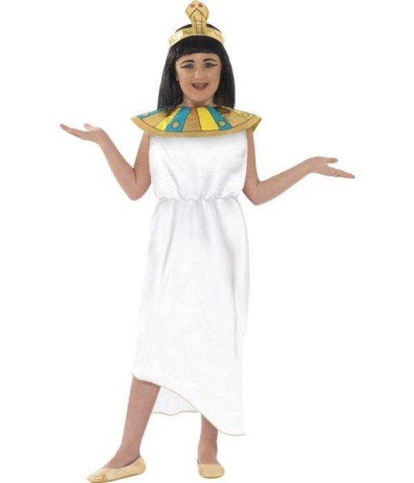 Historisch Egyptisch meisje Cleopatra kostuum