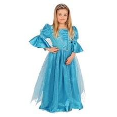 Jurk Prinses Estelle blauw