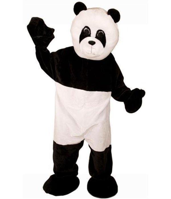 Kostuum Panda big pluche