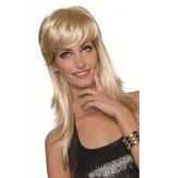 Pruik Vanessa luxe blond