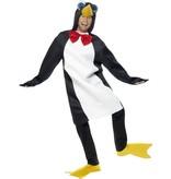 Pinguin bodysuit kostuum