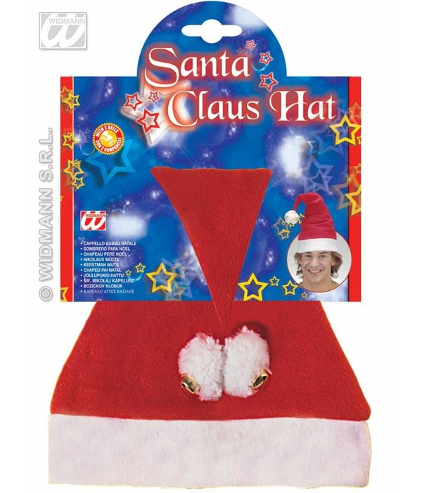 Muts Kerstman met belletjes
