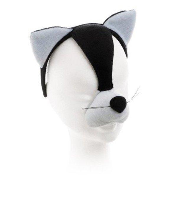 Dierenmasker met geluid Kat