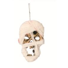 Mummiekop Halloween