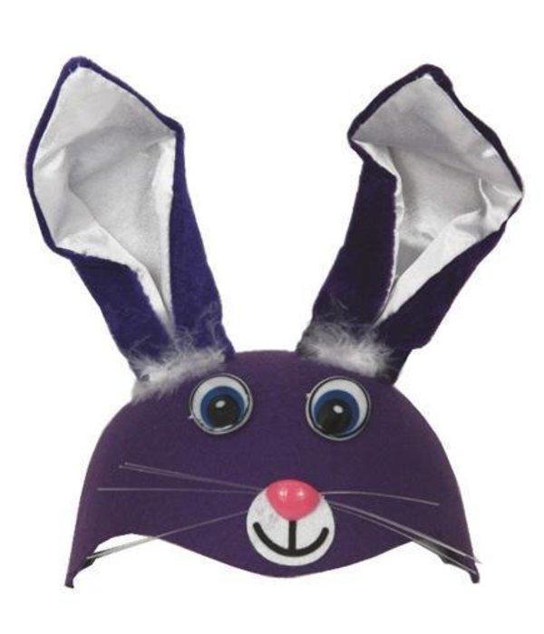 Hoofdkap Bunny vilt