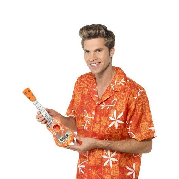 Hawaiiaanse mini gitaar