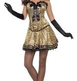 Fever sexy Kitten kostuum