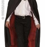 Luxe gevoerde cape