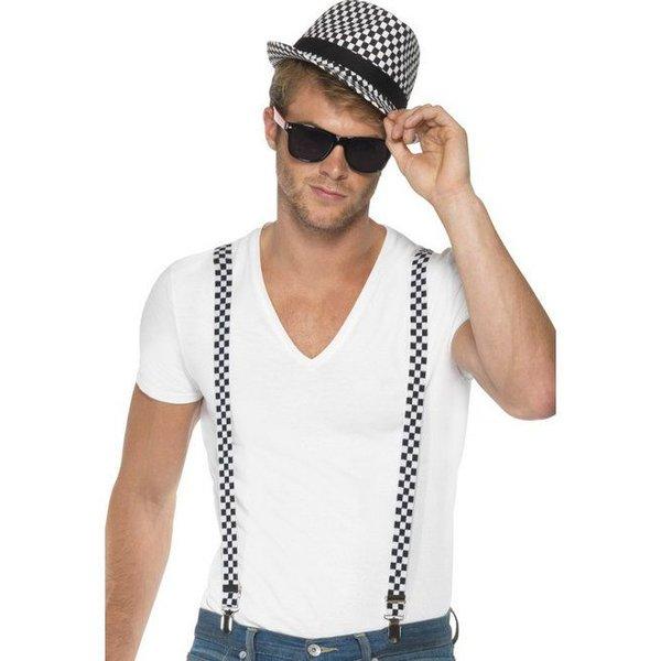 80's verkleedset Flynn