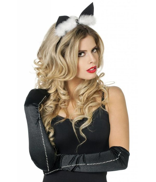 Haarband kat