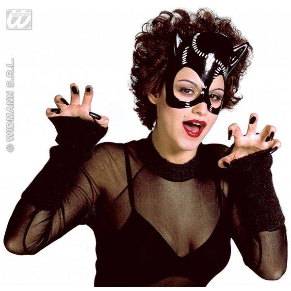 Masker Catwoman pvc