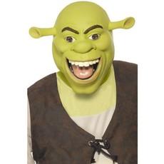 Shrek latex masker