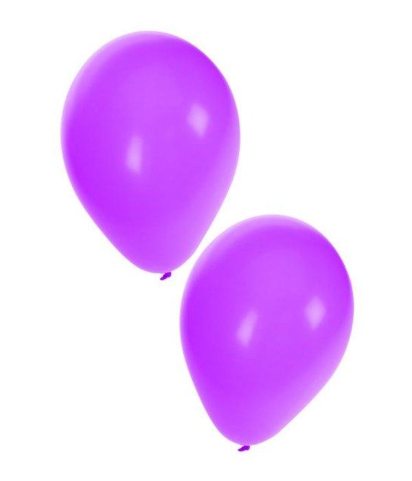 Ballonnen 50x paars