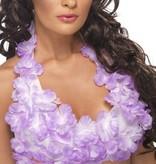 Hawaii Haltertopje met bloemen