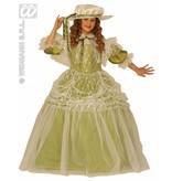 Milady meisje kostuum
