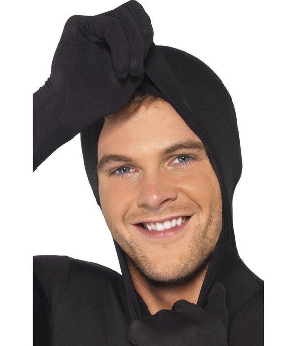 Second skin suit zwart