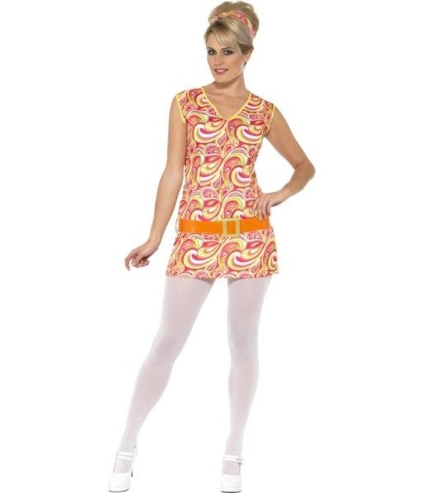 Sexy kort 60's outfit