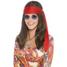 Hippie Chick set dames bruin