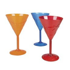 Coctail Hawaii glas