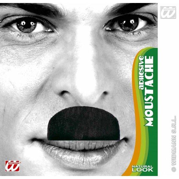 Snor zwart Chaplin