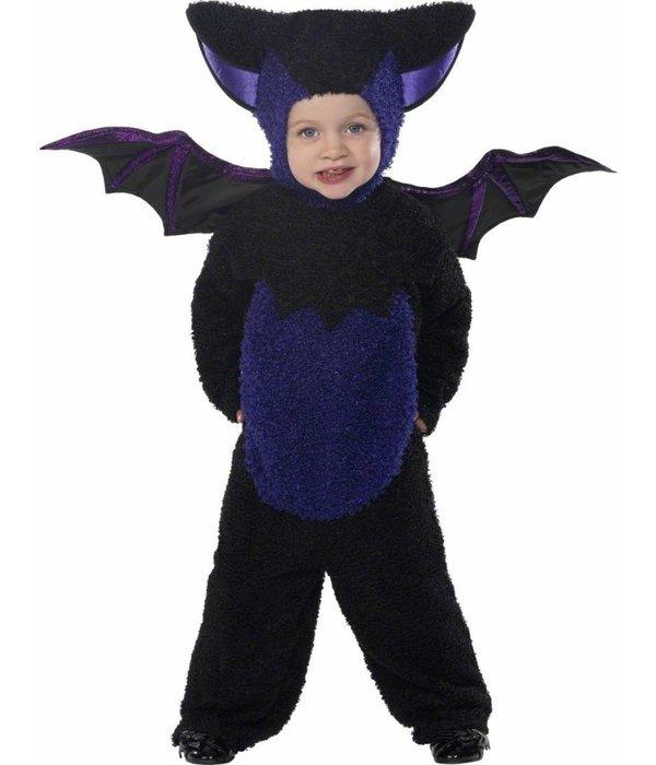 Vleermuis kostuum peuter