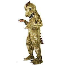Mascotte verkleedpak Dinosaurus elite
