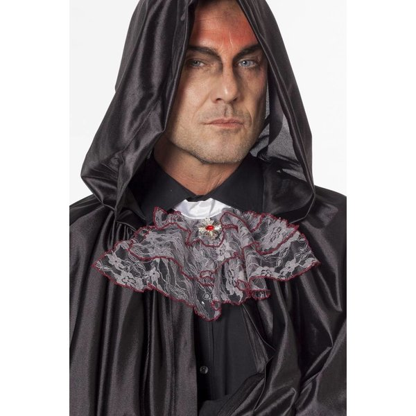Jabot Halloween grijs