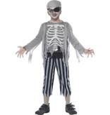 Halloween Piraten kostuum kind