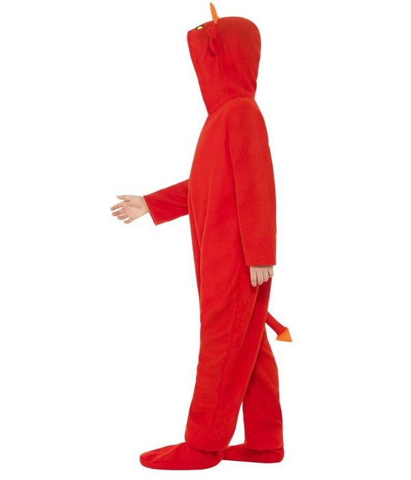 Duivel jumpsuit kind