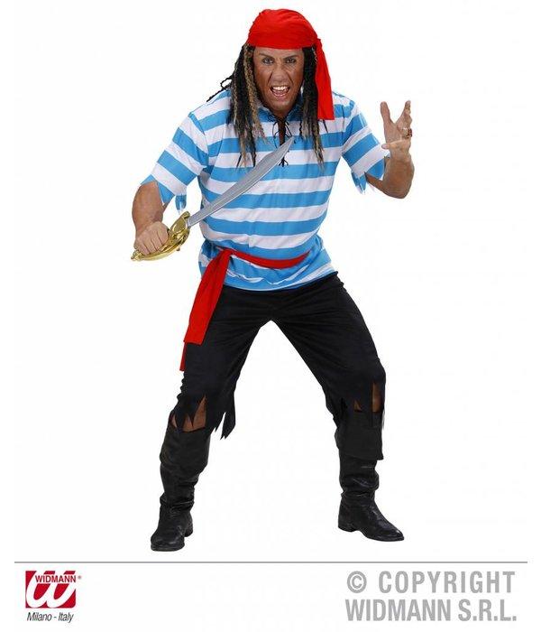 Caribbische Piratenkostuum