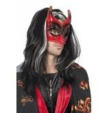 Duivelse Halloween masker