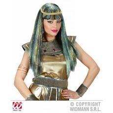 Pruik Cleopatra new age