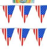 Vlaggenlijn Amerika USA 10m