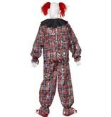Griezel Clown kostuum