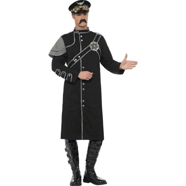 Steam Punk Militaire man kostuum