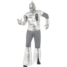 Halloween Tin man kostuum