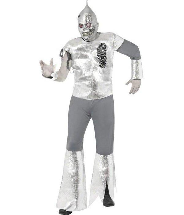 Halloween Tin man kostuum