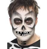 Halloween Skeleton make up