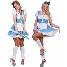 Oktoberfest jurkje met schort Frieda