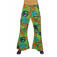 Hippie broek dames magic peace