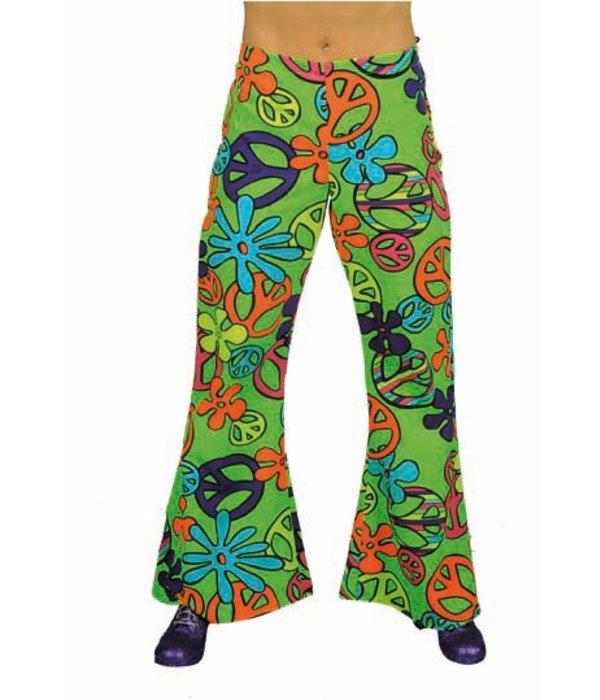 Hippie broek dames magic peace