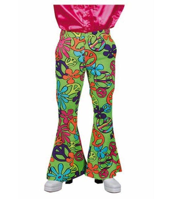 Hippie broek man magic peace