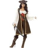 High Seas Piratenpak vrouw