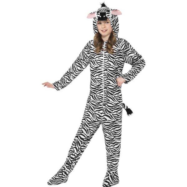 Zebra pakje kind