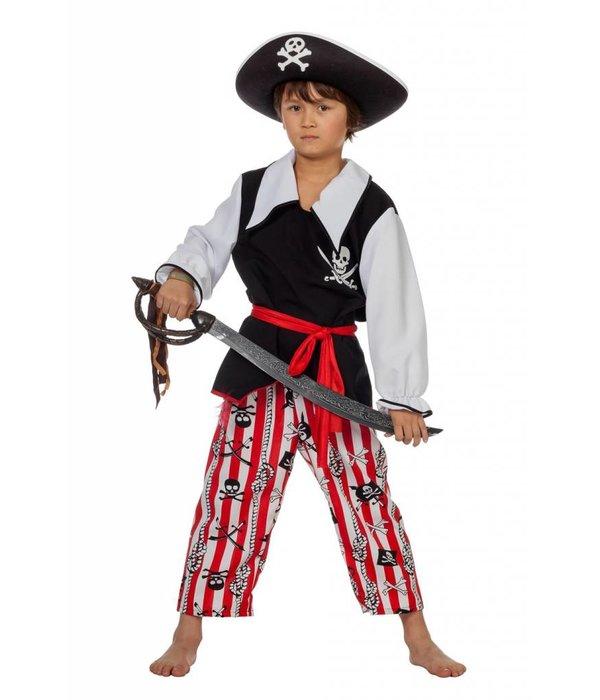 Piratenpak Schateiland kind