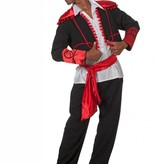 Spanjaard kostuum Don Miquel