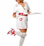 Verpleegstersjurkje vrouw
