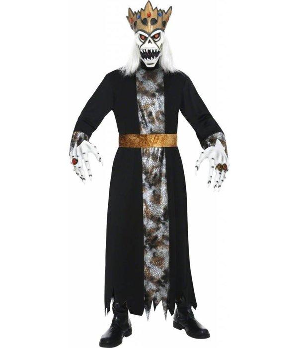 Demonische Koning kostuum