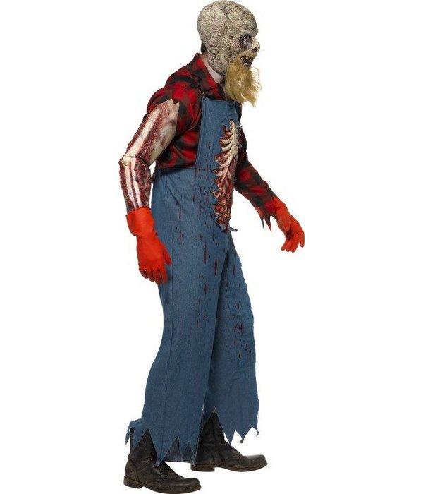 Hillbilly Zombie Kostuum