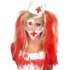 Bloederige verpleegster set